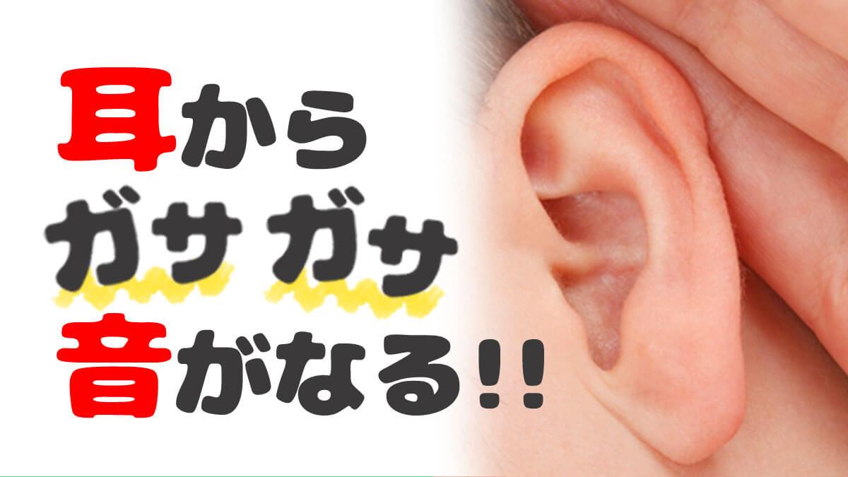 が する 耳 から 音